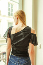 Load image into Gallery viewer, Kenzo Asymmetrical Top