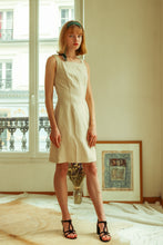 Load image into Gallery viewer, Cacharel Silk and Linen Dress