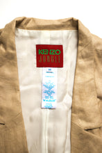 Load image into Gallery viewer, Kenzo Linen Blazer