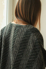 Load image into Gallery viewer, Grey Wool Cardigan