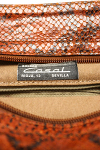 Sevilla Snake Bag