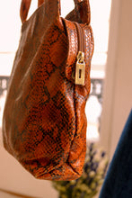 Load image into Gallery viewer, Sevilla Snake Bag