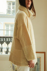 Escada Patchwork Coat