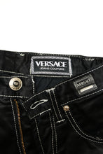 Load image into Gallery viewer, Versace Satin Jeans Couture