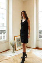 Load image into Gallery viewer, Cacharel Velvet Dress