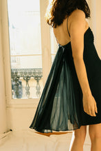 Load image into Gallery viewer, Silk Evening Dress
