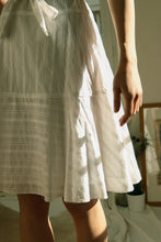 Load image into Gallery viewer, Kenzo White Dress