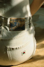 Load image into Gallery viewer, Kenzo Jeans White