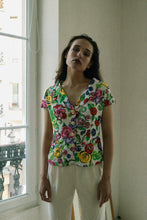 Load image into Gallery viewer, Gianni Versace Floral Shirt