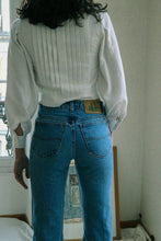 Load image into Gallery viewer, High Waist Denim Jeans