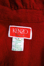 Load image into Gallery viewer, Kenzo Wool Blouse