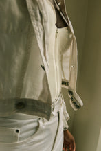 Load image into Gallery viewer, Jean Paul Gaultier Linen Jacket