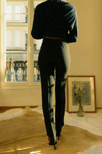 Load image into Gallery viewer, Jean Paul Gaultier Black Pant