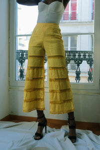 Mexican Flare Trousers