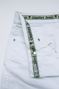 Jean Paul Gaultier White Pant