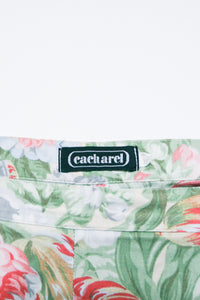 Cacharel Floral Short Pant