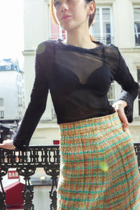 Jean Paul Gaultier Maille Top