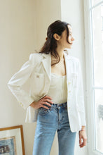 Load image into Gallery viewer, Escada White Blazer