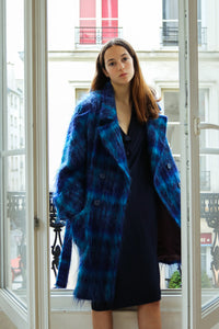 Cacharel Mohair Coat