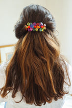 Load image into Gallery viewer, 80's Flowers Hair Clip