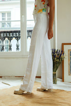 Load image into Gallery viewer, Escada Linen and Silk Trousers