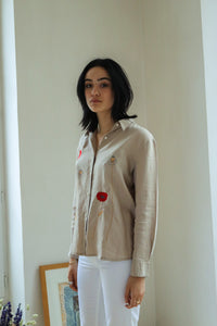 Cacharel Linen Shirt