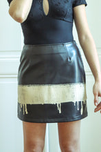 Load image into Gallery viewer, Moschino Mini Skirt