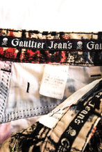 Load image into Gallery viewer, Jean Paul Gaultier Velvet Trousers