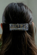 Load image into Gallery viewer, Lavender Crystal Hair Clip