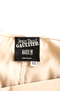 Jean Paul Gaultier Silk Dress