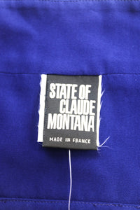 Claude Montana Crop Top