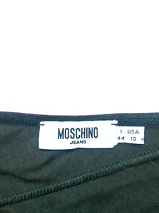 Moschino One shoulder Top