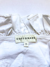 Load image into Gallery viewer, Cottonade Froufrou Blouse