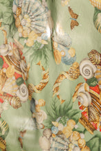 Load image into Gallery viewer, Valentino Seaside Silk Carré