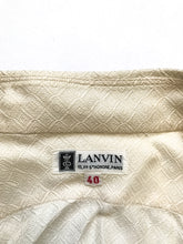 Load image into Gallery viewer, Lanvin Silk Shirt