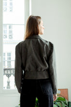Load image into Gallery viewer, Emmanuelle Khanh Cropped Blazer