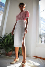 Load image into Gallery viewer, Cacharel Linen Skirt