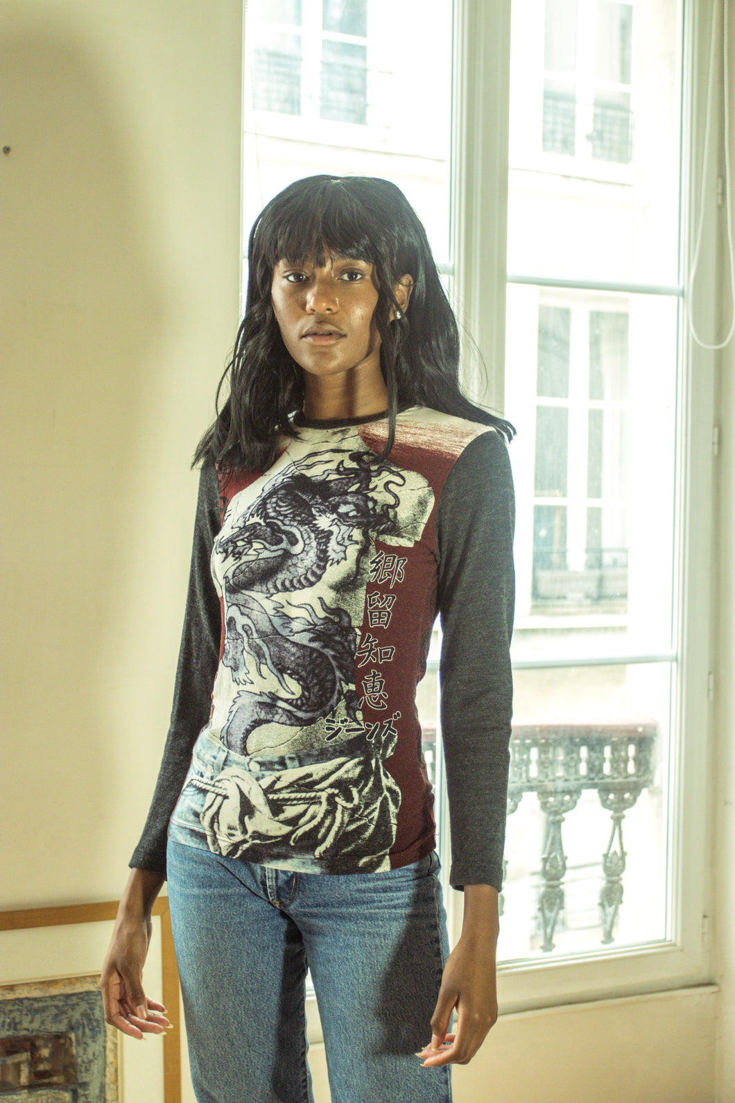 Jean Paul Gaultier Top