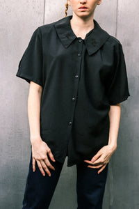 Peter Pan Cotton Shirt