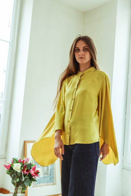 Escada Silk Shirt