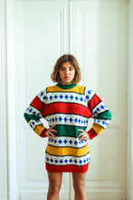 Load image into Gallery viewer, Hand Knit Oversize Jumper