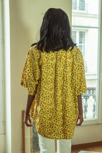 Cacharel Sunflower Shirt