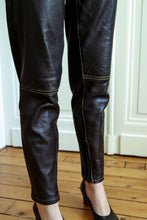Load image into Gallery viewer, Gianni Versace Leather Pants