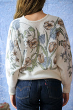 Load image into Gallery viewer, Angora Floral Jumper