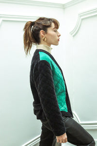 Yves Saint Laurent Velvet Jacket