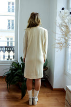 Load image into Gallery viewer, Yves Saint Laurent Rive Gauche Wool Dress