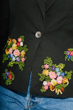 Load image into Gallery viewer, Moschino Embroidered Blazer
