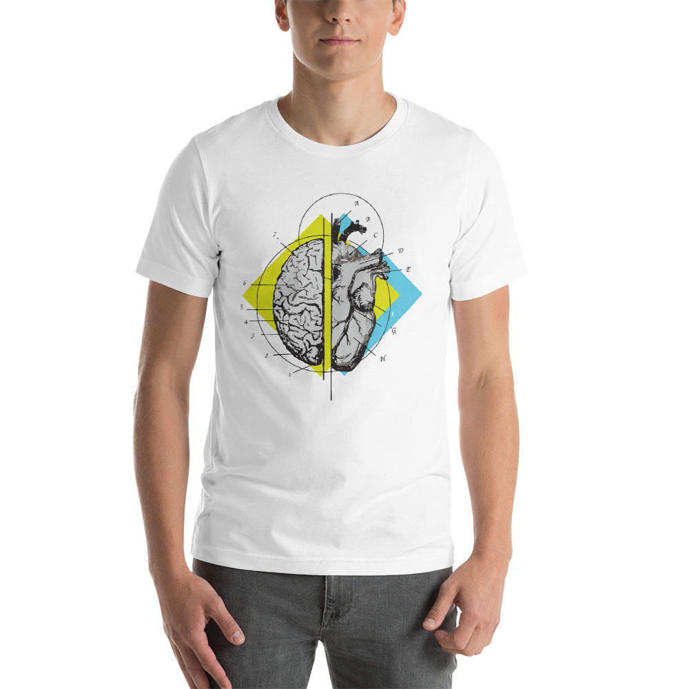 Soul and Mind -Unisex T-Shirt