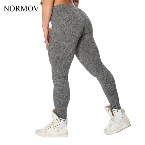 Casual Push Up Leggings - dealsonbox