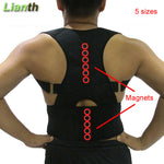 Top Quality Magnetic Back Posture Corrector for Student Men and Women 5 Sizes - dealsonbox
